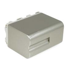 Powery Utángyártott akku Sony videokamera CCD-TRV47 6900mAh sony videókamera akkumulátor