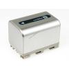 Powery Utángyártott akku Sony videokamera DCR-PC105 3000mAh ezüst