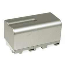 Powery Utángyártott akku Sony videokamera DCR-TR8100E 4600mAh sony videókamera akkumulátor