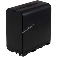 Powery Utángyártott akku Sony videokamera DCR-TRV103 10400mAh sony videókamera akkumulátor