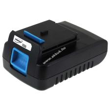 Powery Utángyártott akku szerszámgép Black & Decker típus A1518L 2000mAh barkácsgép akkumulátor