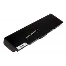 Powery Utángyártott akku Toshiba Satellite A205-S7468 5200mAh toshiba notebook akkumulátor
