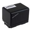 Powery Utángyártott akku videokamera Canon VIXIA HF M500 2400mAh