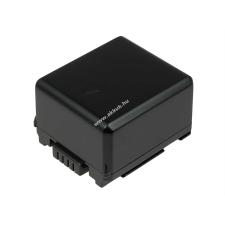 Powery Utángyártott akku videokamera Panasonic HDC-SD9EG-S 1320mAh panasonic videókamera akkumulátor