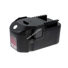 Powery Utángyártott akku Würth master SD 18V 2200mAh NiCd barkácsgép akkumulátor