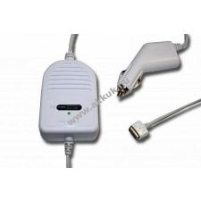 Powery Utángyártott autós töltő Apple MacBook Pro 16,5V/60W egyéb notebook autós töltő