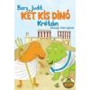 Pozsonyi Pagony Berg Judit-Két kis dinó Krétán (Új példány, megvásárolható, de nem kölcsönözhető!)
