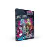 Pp Füzetbox A5 JUMBO - 1-389 - Monster High P+P <20db/dob>