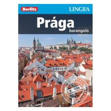 Prága barangoló útikönyv / Berlitz utazás