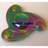 PRC Fidget Spinner pörgettyű fém - Tri 3*ovál neokróm