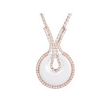 Preciosa Serena - PRECIOSA kristály nyaklánc nyaklánc