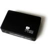 PremiumCord külső HDMI Splitter, 2 port HDMI 1.4 Fekete
