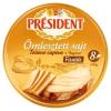 Président füstölt zsíros ömlesztett sajt 8 db 140 g