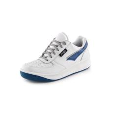 Prestige Sportos bőr félcipő PRESTIGE, fehér, méret: 43