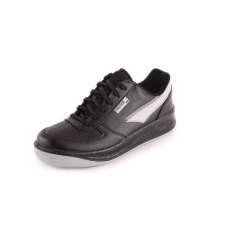 Prestige Sportos bőr félcipő PRESTIGE, fekete, méret: 45