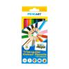 Prima Art háromszögletű színes ceruza - 12 db