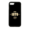 PRINTFASHION born-in-1979-cream-choco - Telefontok - Fekete hátlap