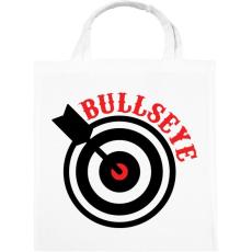 PRINTFASHION Bull - Vászontáska - Fehér