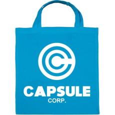 PRINTFASHION Capsule Corp - Vászontáska - Kék