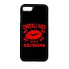 PRINTFASHION Csókolj meg, ma van a szülinapom - Telefontok - Fekete hátlap