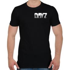 PRINTFASHION Dayz - Férfi póló - Fekete