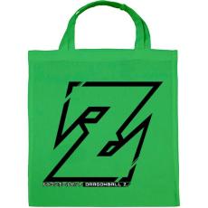 PRINTFASHION Dragonball Z - Vászontáska - Zöld