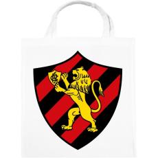 PRINTFASHION Escudo Logo - Vászontáska - Fehér