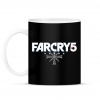 PRINTFASHION Far Cry 5  - Bögre - Fekete
