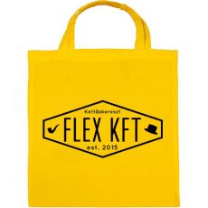 PRINTFASHION FlexKft est. 2015 - Vászontáska - Sárga