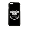 PRINTFASHION Gamer Apa - Telefontok - Fekete hátlap