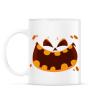 PRINTFASHION halloween head - Bögre - Fehér