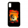 PRINTFASHION Hawaii - Telefontok - Fekete hátlap
