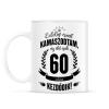PRINTFASHION kamasz-60-black - Bögre - Fehér