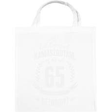 PRINTFASHION kamasz-65-white - Vászontáska - Fehér