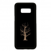 PRINTFASHION Let the tree grow - Telefontok - Fekete hátlap