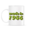 PRINTFASHION made-in-1956-green-grey - Bögre - Fehér