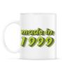 PRINTFASHION made-in-1999-green-grey - Bögre - Fehér