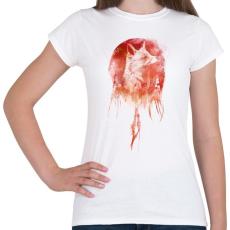 PRINTFASHION Mars - Női póló - Fehér