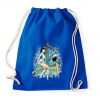 PRINTFASHION Óceáni vitorlázás - Sportzsák, Tornazsák - Bright royal