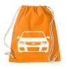 PRINTFASHION PASSAT - Sportzsák, Tornazsák - Narancssárga