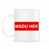 PRINTFASHION PUBG - WADU HEK - Bögre - Fehér