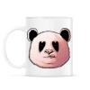 PRINTFASHION Szerelmes panda - Bögre - Fehér