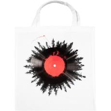 PRINTFASHION The vinyl of my life - Vászontáska - Fehér