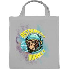 PRINTFASHION Űrhajós majom - Vászontáska - Szürke
