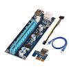 Prittec ADA Prittec PCI Riser Card 006 version - 6pin