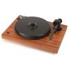Pro-Ject 2 Xperience SB DC analóg lemezjátszó Palisander Ortofon 2M-SILVER MM hangszedővel szerelve