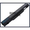 ProBook 4710s 4400 mAh 8 cella fekete notebook/laptop akku/akkumulátor utángyártott