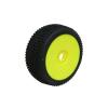 ProCircuit ROAD RUNNER (közepes/kék keverék) Off-Road 1:8 Buggy - sárga felnire ragasztott gumi (2 db)