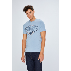 PRODUKT by Jack & Jones - T-shirt - kék - 1320946-kék