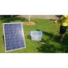 ProPumps Napelemes szökőkút nagy teljesítménnyel - 100W napelem, 50W búvárszivattyú - 4 m emelési magasság, 4000 L/h szállítás, napelemes öntözés